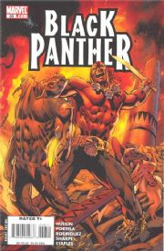 Black Panther #38 (2008) Marvel comic book